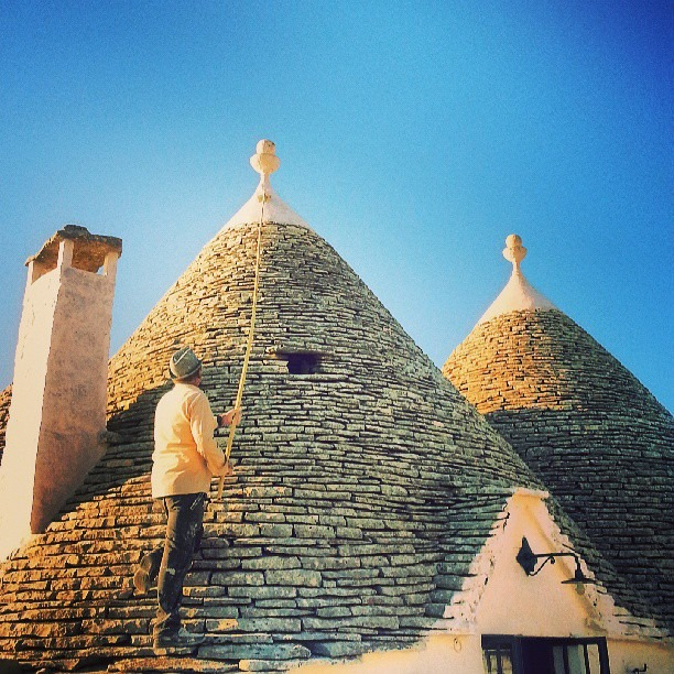 Vista-sui-Trulli-Apartment-B&B